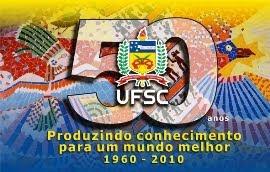 UFSC . 50 anos