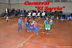 """CARNAVAL """"EL ZARRIO"""" 2018"""