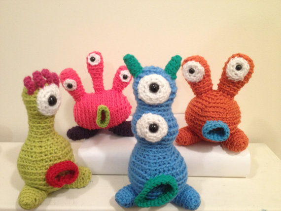 Stuffing Amigurumi Beans : The Funky Monkey: Giveaway: 2 Amigurumi Cactus in Clay ...
