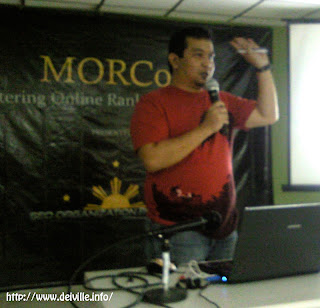 An Overview - Mastering Online Ranking Conference 2011 [MORCon] 10