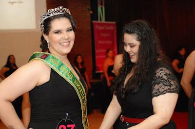 Premiação: Miss Brasil Simpatia Plus Size 03