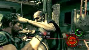 resident evil 5 game for pc image