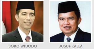 Jokowi JK Menang Pilpres 2014