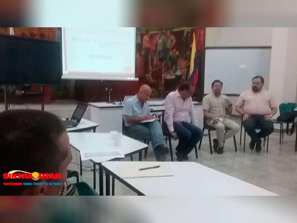 Participación en el Panel en Negociación Colectiva: SINTRADIAN Medellín