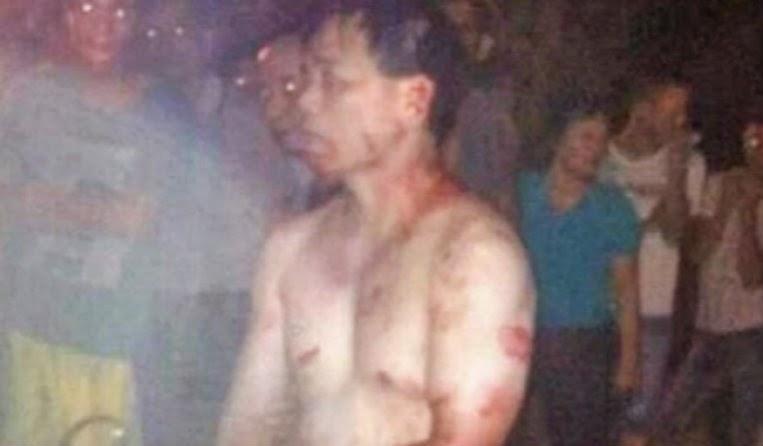 3 Gambar Anggota Polis Ditangkap Ketika Henjut Dengan Isteri Orang