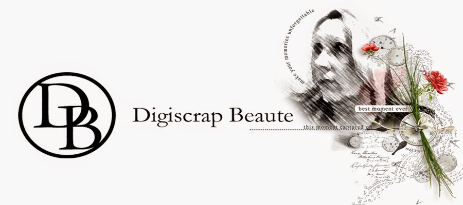 Digiscrap Beaute - Digital Scrapbooking by Beaute