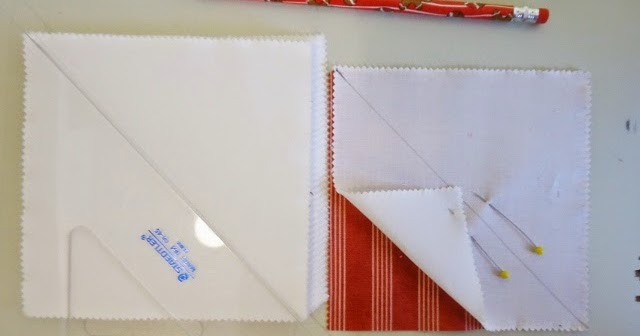 Modern Tradition Quilts: Charm Square Sampler Quilt Along Part 1, The Magic Begins, HSts