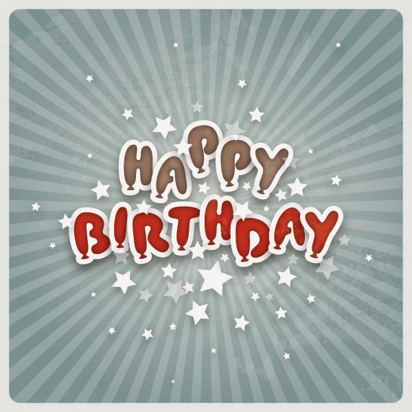 stars Happy Birthday
