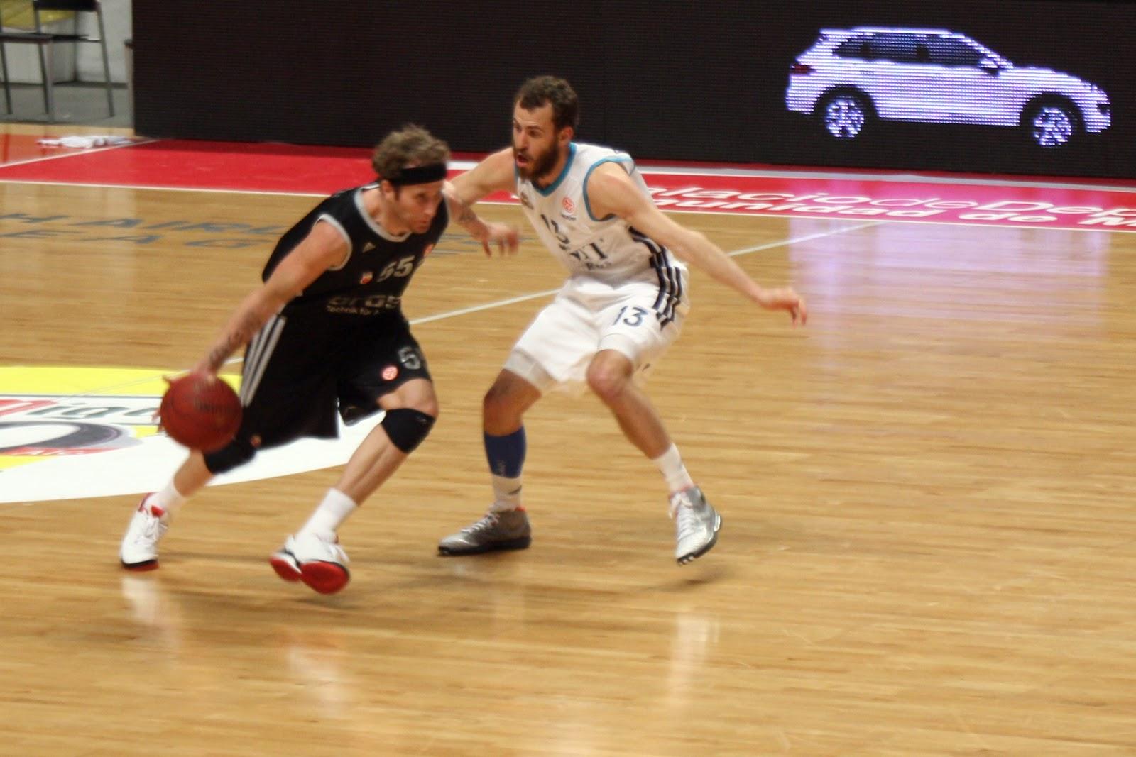 Imágenes: Alberto Nevado / jerky j kickers Federación Española de Baloncesto.
