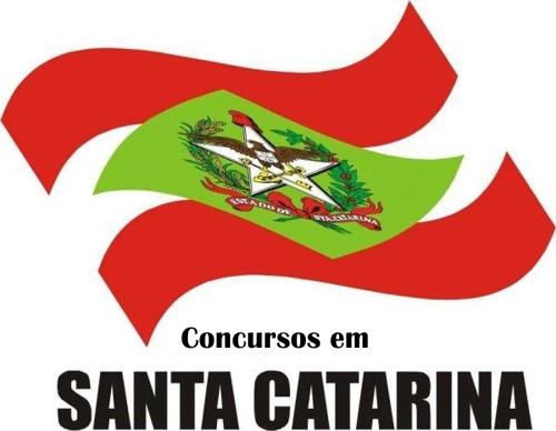 Concursos Públicos com Vagas em Santa Catarina