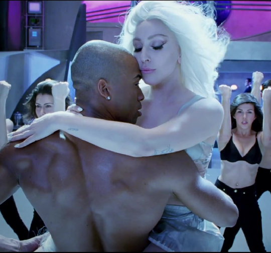 Las fotos del desnudo de Lady Gaga (Mira fotos sin Censura)