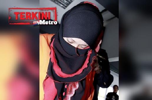 Wanita Ganas Bachok dituduh cedera, cabul kehormatan