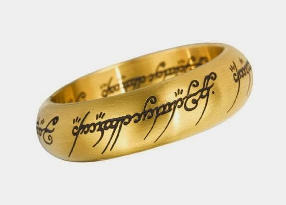 The One Ring - Lord of the Rings