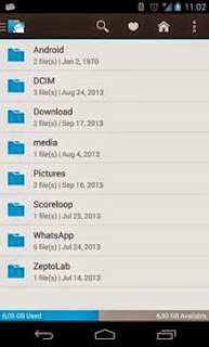 inka file manager android