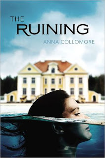 The Ruining Anna Collomore cover