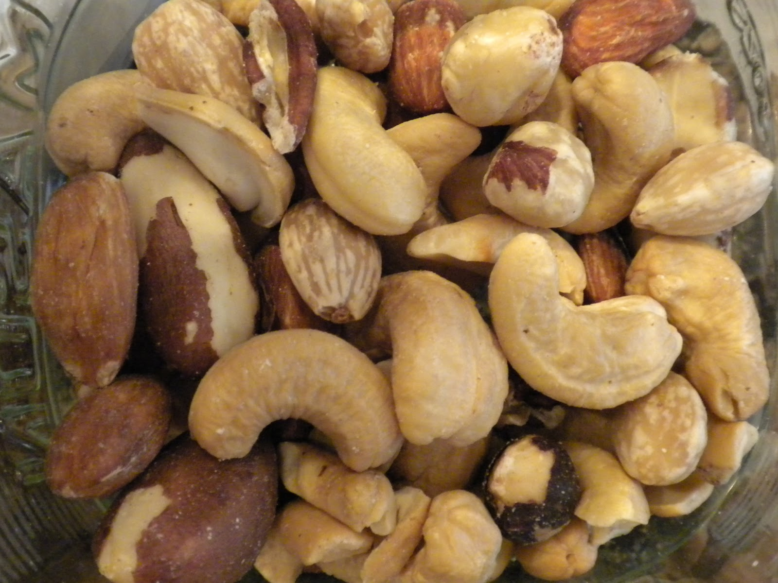 Mixed Nuts for Homemade Nut Butter by Substance of Living