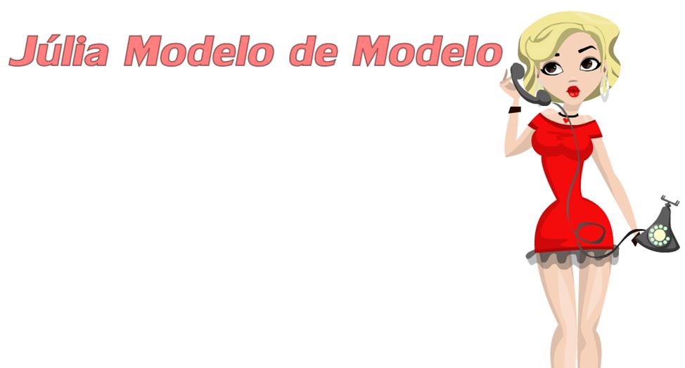 Júlia Modelo de Modelo