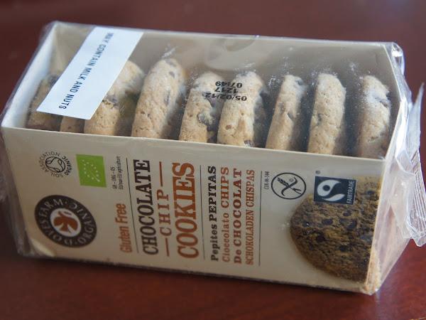 Chocolate Chip Cookies von Dove's Farm