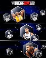 NBA 2K17 Presentation for NBA 2K14 - Player icons and logos - HoopsVilla