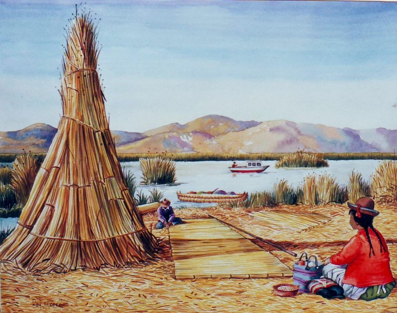 Cuadros modernos pinturas y dibujos paisajes - Cuadros espectaculares modernos ...