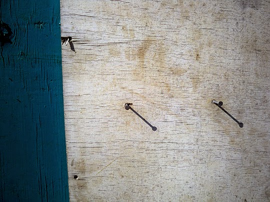 two nails, shadows, urban, photography, photo, art,