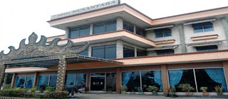 Stay in Hotel Nusantara in Bandar Lampung.