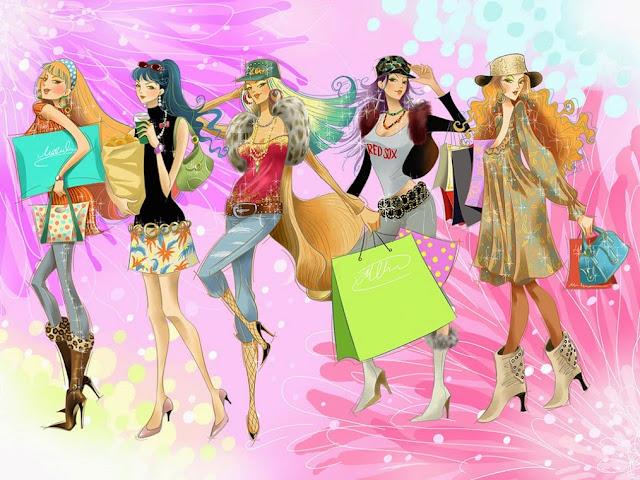 2890-Fashion Girl HD Wallpaperz