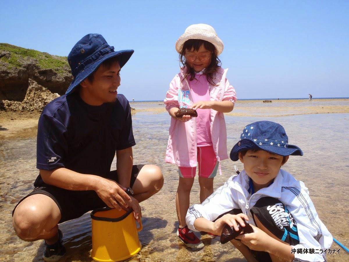 体験/観光 沖縄家族旅行 夏休み宿題/自由研究 ビーチ