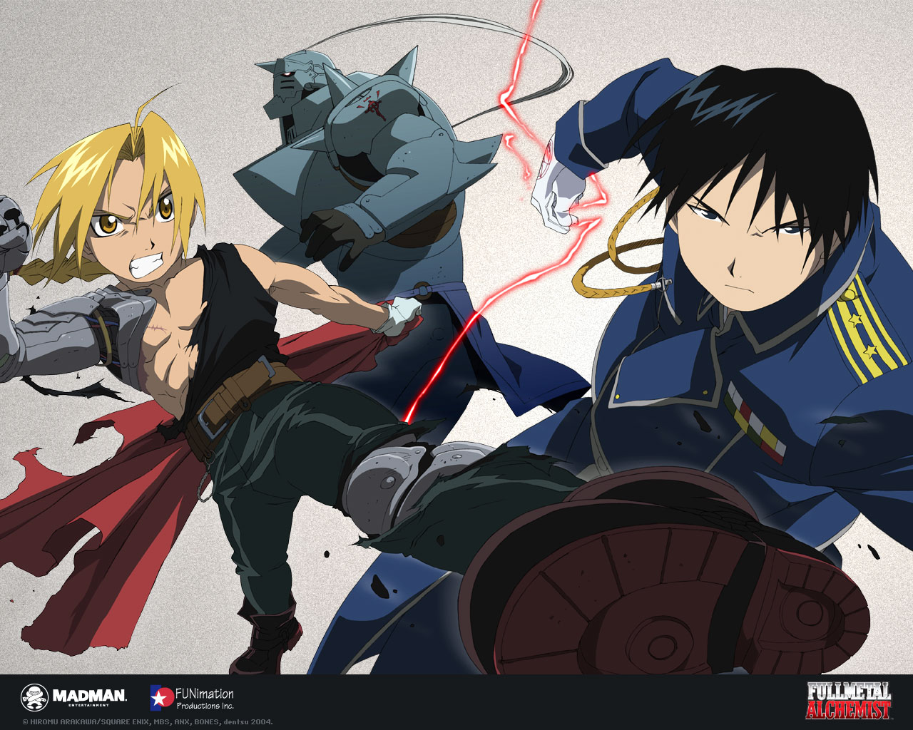 Full Metal Alchemist HD & Widescreen Wallpaper 0.39769224105371