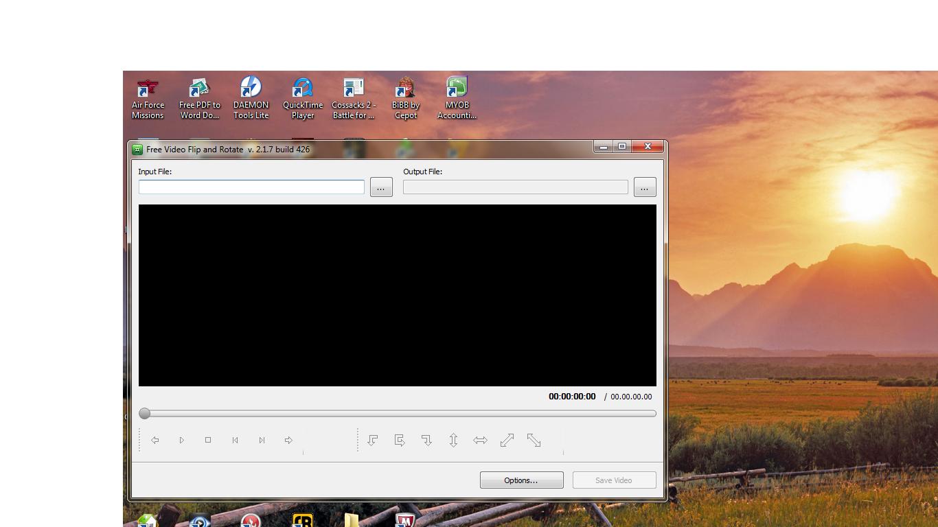 Cara mudah dan cepat mengubah rotasi video for Input keyword disini perbaris ya