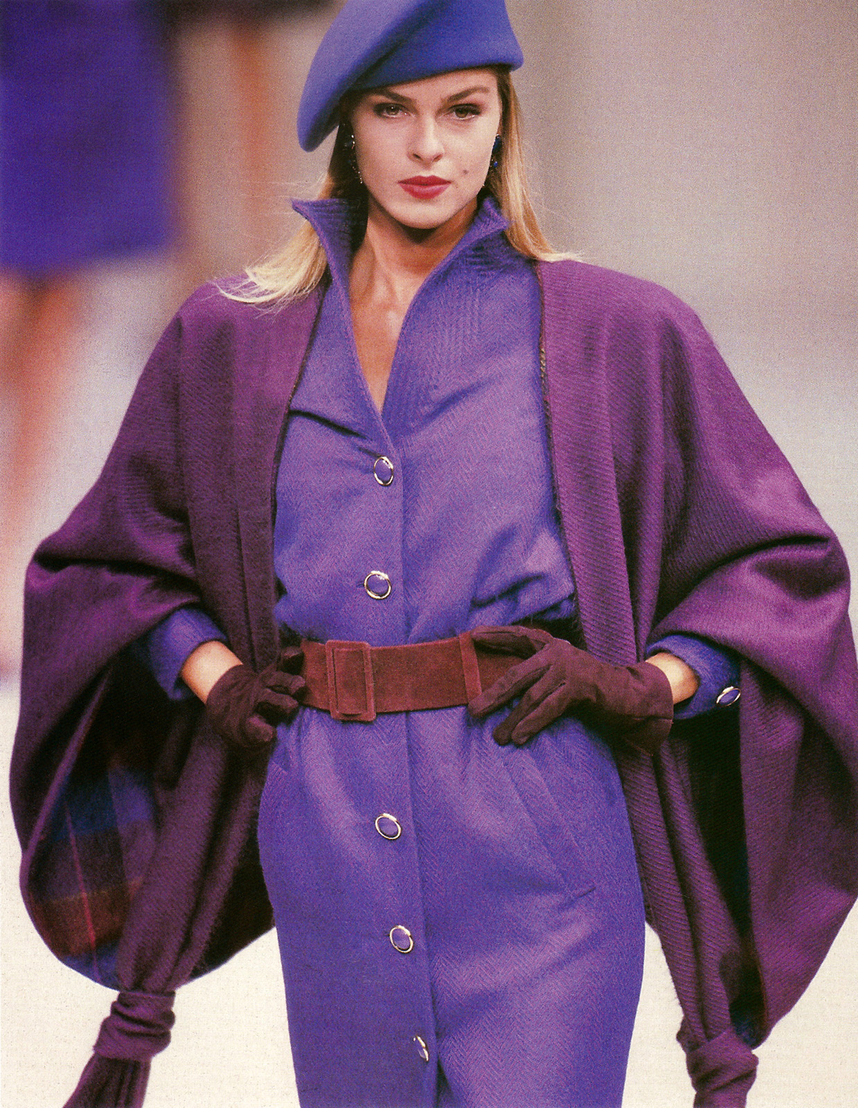 The gallery for --> Yolanda Foster Model 1990
