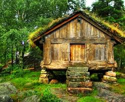 Le bugie sulle case in legno e sulla loro convenienza for Case in legno senza fondamenta