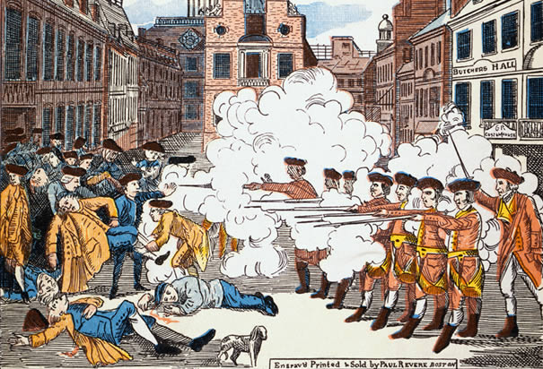 massacre de Boston