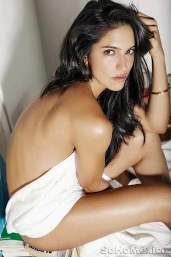 barbara de regil sexy lingerie poses soho mexico magazine july 2014