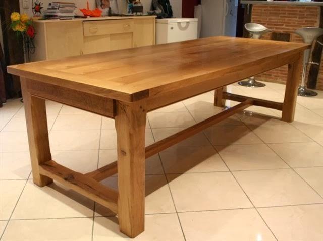 Arredo e design tavolo 3 metri fabbrichiamo tavoli 3 metri personalizzati - Costruire un tavolo in legno ...