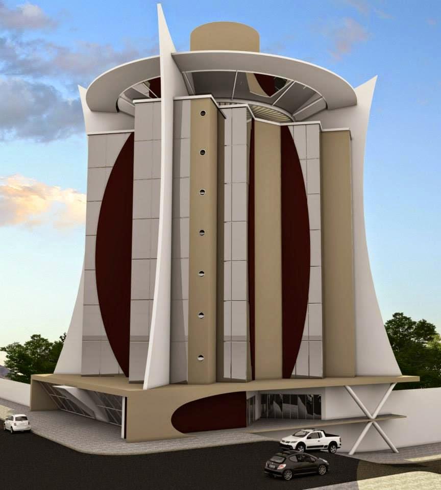 Edifício Comercial Dubai Business Center em Cristalina Goiás