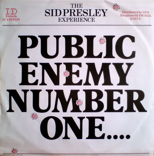 THE SID PRESLEY EXPERIENCE - Public enemy number one (1984)