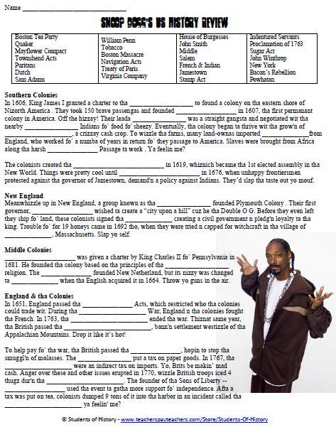 free worksheets america the story of us revolution worksheet free math worksheets for. Black Bedroom Furniture Sets. Home Design Ideas