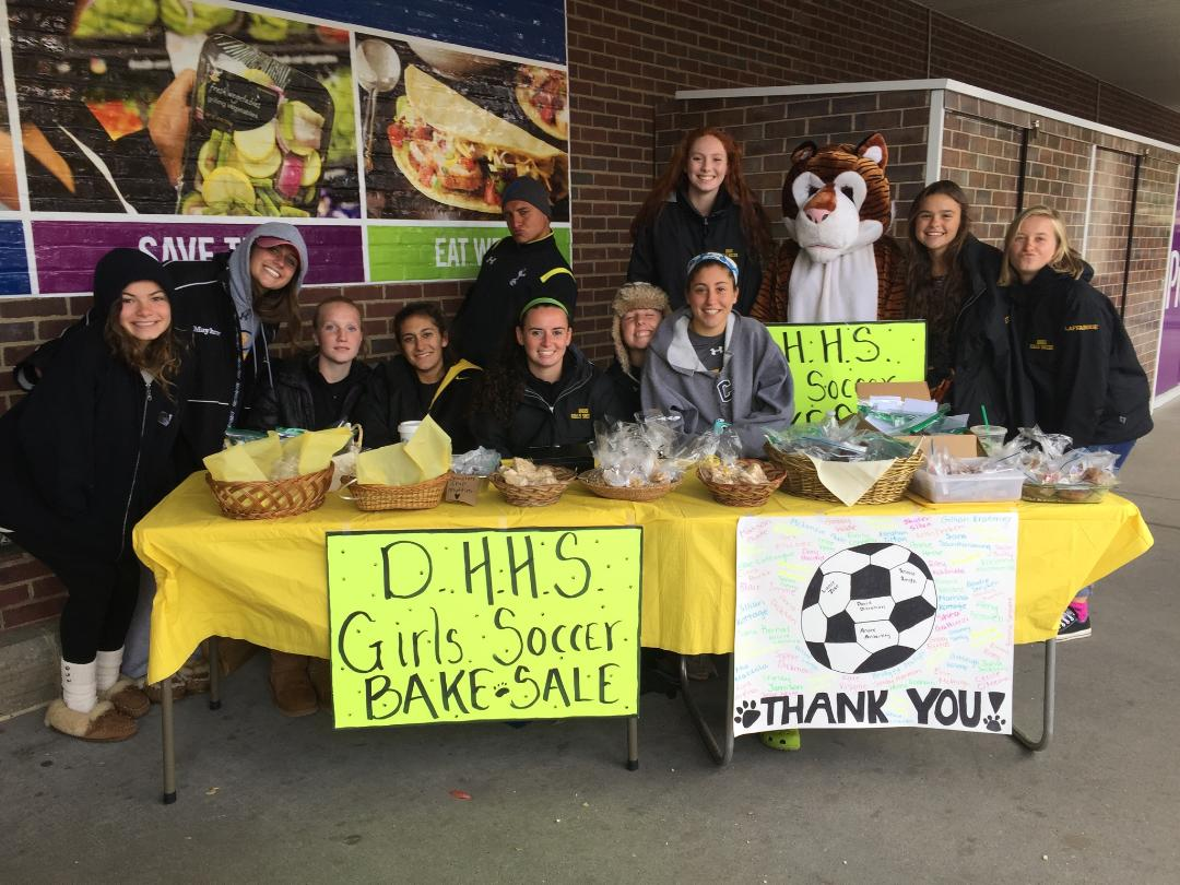 6 Bake Sale Boosters pictures