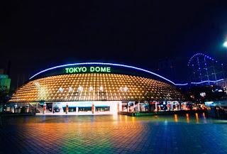 Tempat Wisata Di Tokyo - Tokyo Dome