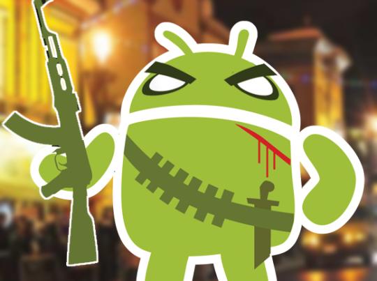 Android Antivirüs Uygulaması