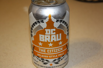 DC Brau The Citizen Belgian-Style Pale Ale
