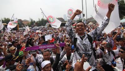 Nasib Honorer K2 Pemerintah Pusat Limpahkan ke PEMDA