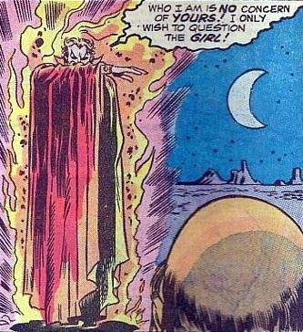 Marvel Spotlight #12, the Son of Satan