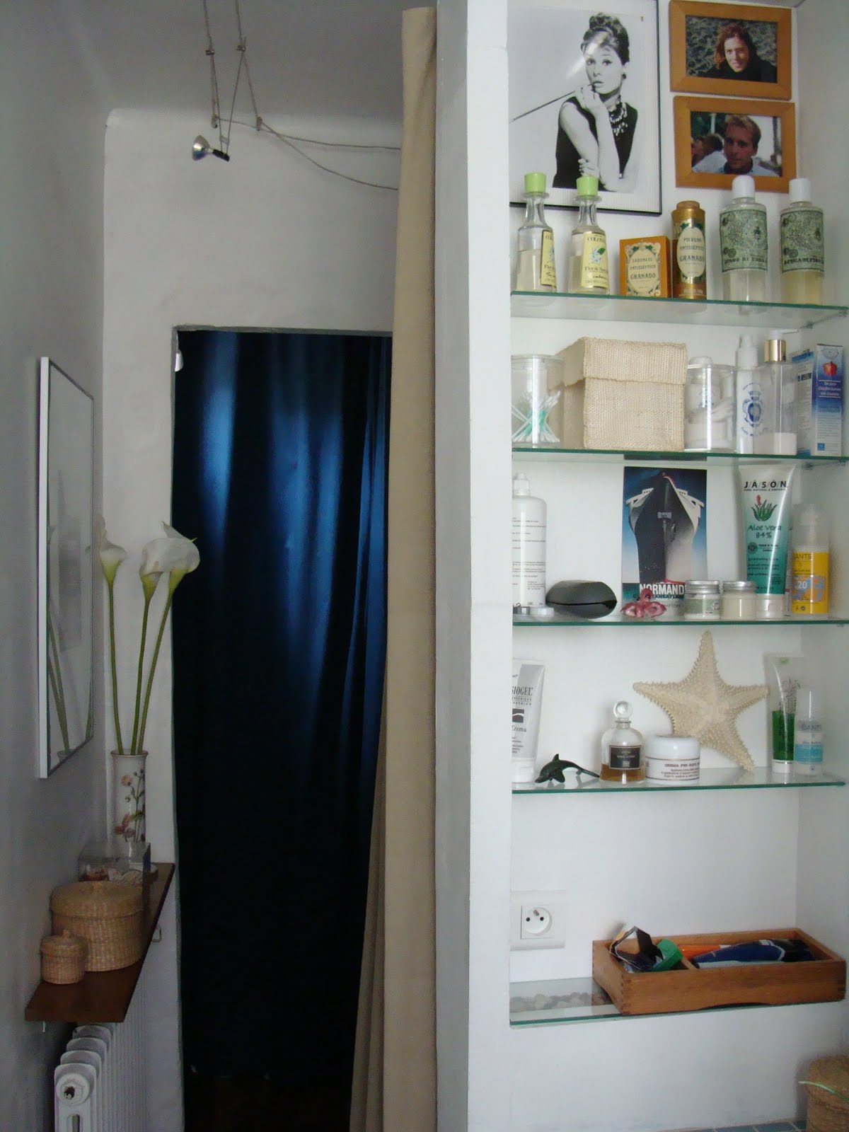 appartement 3 pi ces 48 m saint fargeau m nilmontant vendu salle de bain. Black Bedroom Furniture Sets. Home Design Ideas