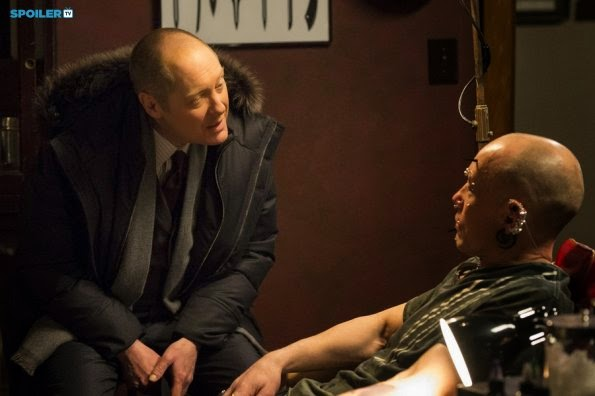 """The Blacklist - Tom Keen (No.7) - Review: """"The Disenfranchised"""""""