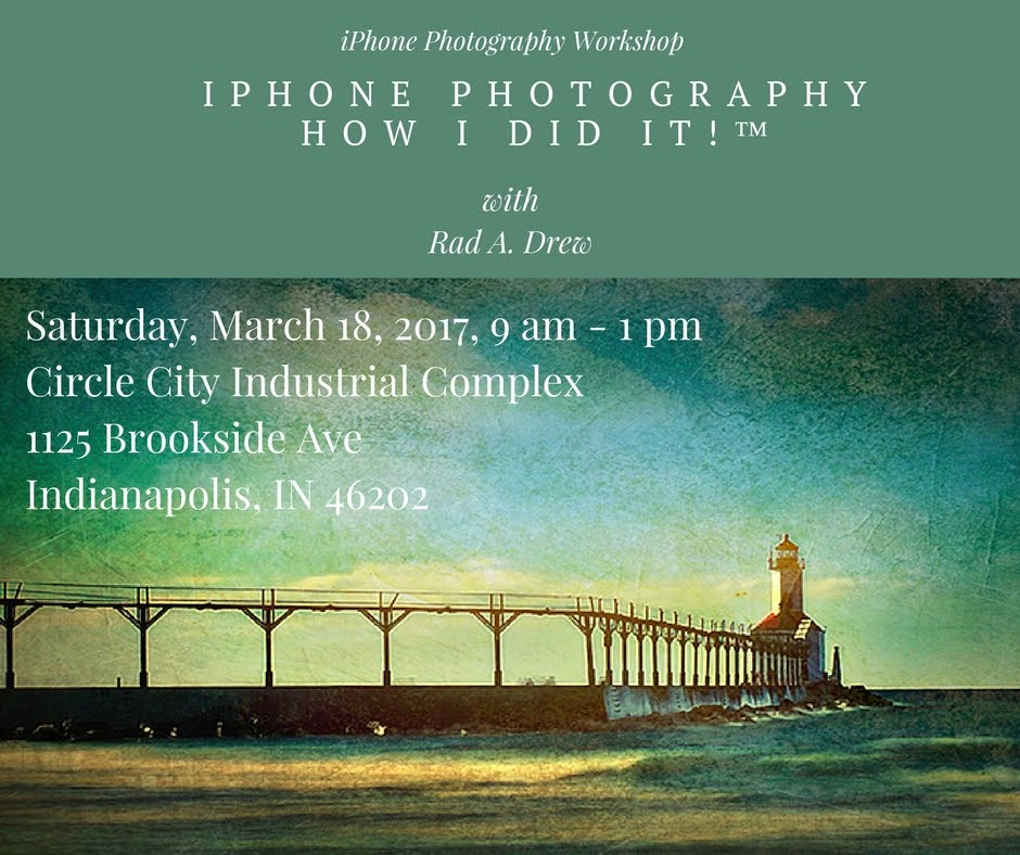 iPhone Photography Workshop