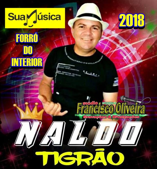 CD NALDO TIGRÃO & BANDA
