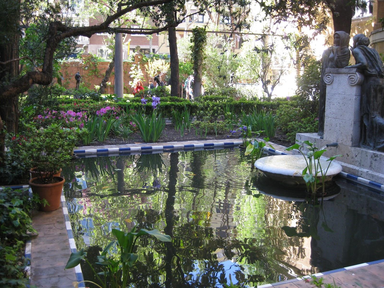 Casa museo sorolla - Casa de sorolla en madrid ...