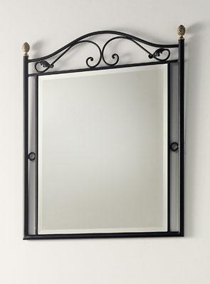 Muebles de forja oferta en espejos y consolas recibidor for Espejos en oferta